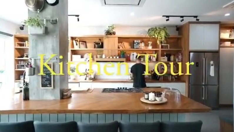Chef Yuda_Kitchen Tour 1